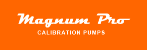 Magnum Pro Calibration Pumps